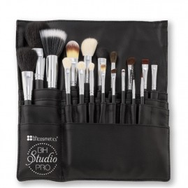 BH Cosmetics otu komplekts Studio Pro Brush Set (18 gab.)