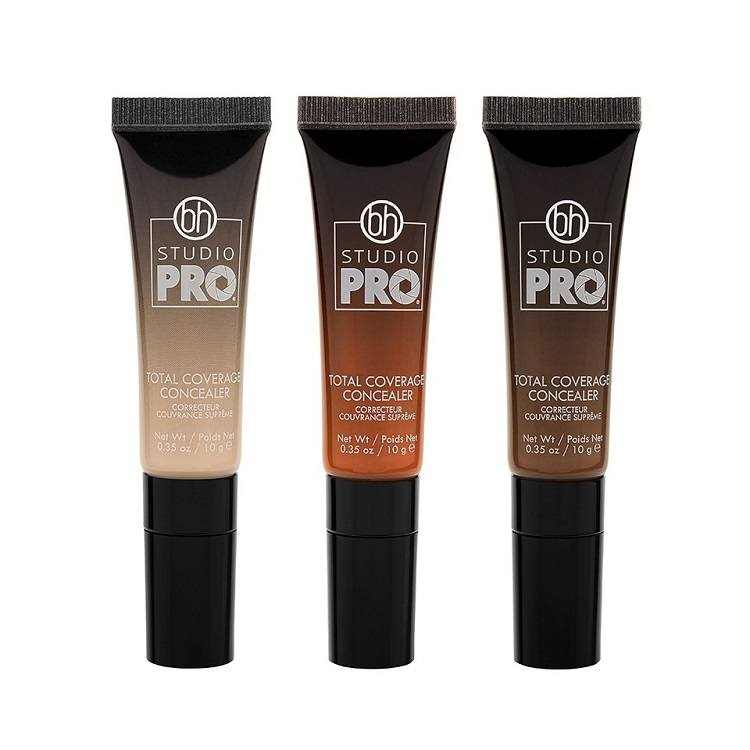BH Cosmetics Korektors - koncīleris Total Coverage Concealer