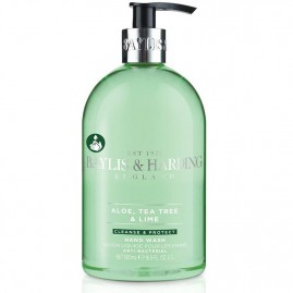 Baylis & Harding Signature Aloe, Tea Tree & Lime Anti Bacterial Roku Mazgāšana