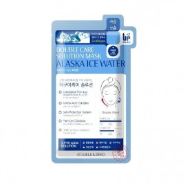 Double & Zero Double Care Solution Alaska Ice Water Sejas Maska (1 gab.)