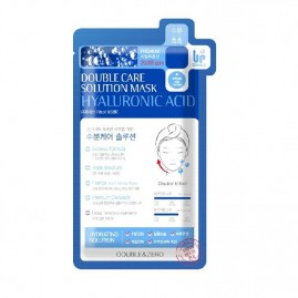 Double & Zero Double Care Solution Hyaluronic Acid Sejas Maska (1 gab.)