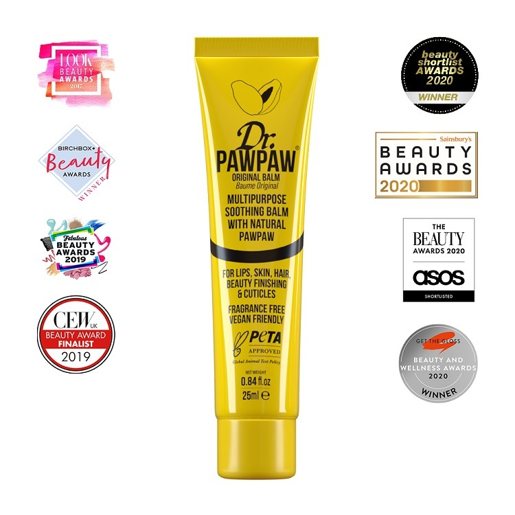 Dr. Pawpaw Original Clear Balzāms 25ml