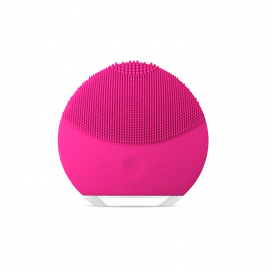 Foreo Luna Mini 2 Fuchsia Facial Spa Massager and Cleanser in One