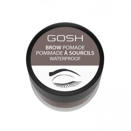 Gosh Copenhagen Uzacu Pomāde Grey Brown