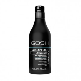 Gosh Copenhagen Šampūns Argan oil 450 ml