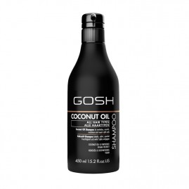 Gosh Copenhagen Šampūns Coconut oil 450 ml