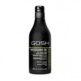 Gosh Copenhagen Kondicionieris Macadamia oil 450 ml