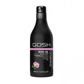 Gosh Copenhagen Šampūns Rose Oil 450ml