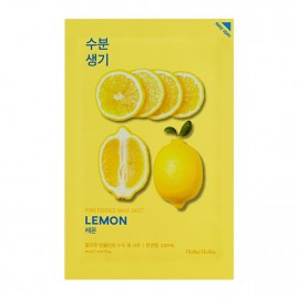 Holika Holika Pure Essence Lemon Sejas Maska