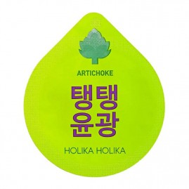 Holika Holika Superfood Capsule Pack Anti-Wrinkle Artichoke Nakts Sejas Maska