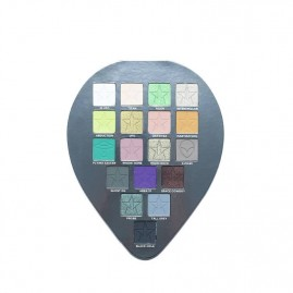 Jeffree Star Cosmetics Alien Acu Ēnu Palete