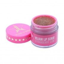 Jeffree Star Cosmetics lūpu skrubis Velour Lip Scrub Strawberry Gum
