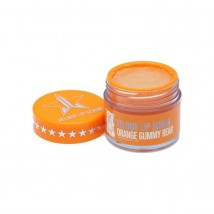 Jeffree Star Cosmetics lūpu skrubis Velour Lip Scrub Orange Gummy Bear