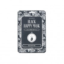 Kocostar Attīroša maska Black Happy Mask