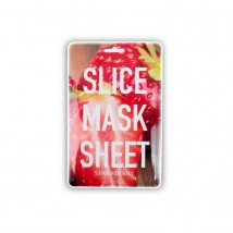 Kocostar Spilgtuma maska Slice Mask Sheet Strawberry