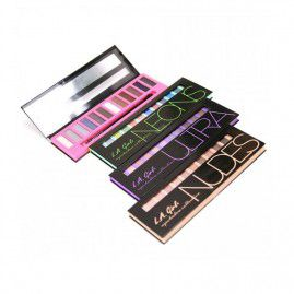 L.A. Girl Ēnu palete Beauty Brick Eyeshadow Collection