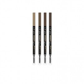 L.A. Girl divpusējs uzacu zīmulis Shady Slim Brow Pencil