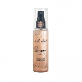L.A. Girl Shimmer Spray Rose Gold
