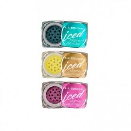 L.A. Colors Pigmenta pūderis Iced Pigment Powder