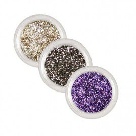 LA Splash pigments / spīdumi Crystallized Glitter