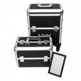 NYX Professional Makeup Artist Train Case 4 Tier Kosmētikas Koferis