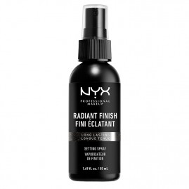 NYX Professional Makeup Setting Spray Radiant Finish Fiksācijas Sprejs