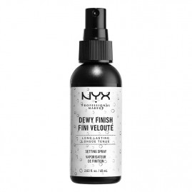 NYX Professional Makeup Setting Spray Dewy Finish Fiksācijas Sprejs