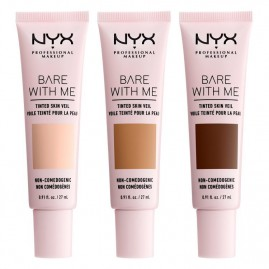 NYX Professional Makeup Bare With Me Tinted Skin Veil Grima Bāze