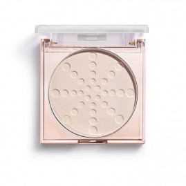 Revolution Beauty Kompaktais Pūderis Bake & Blot Translucent