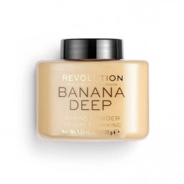 Revolution Beauty Birstošais Pūderis Banana Deep