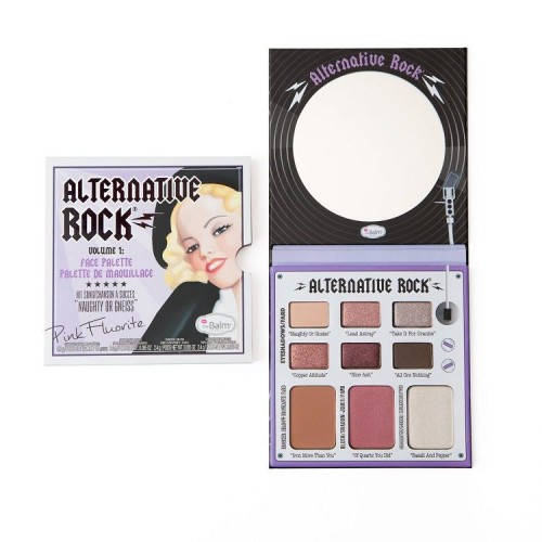 the Balm Cosmetics Sejas Palete Alternative Rock® Vol. 1
