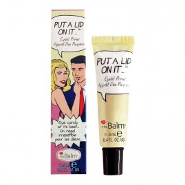 the Balm Cosmetics Acu Ēnu Bāze Put A Lid On It®