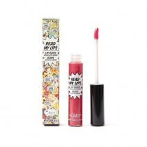the Balm Cosmetics Lūpu spīdums Read My Lips®
