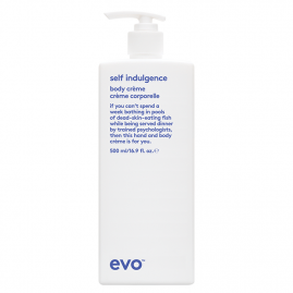 Evo Self Indulgence Body Creme 500ml